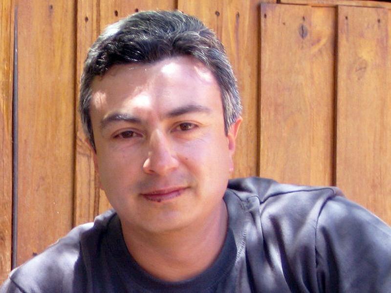 Alexis Jorcano Krause