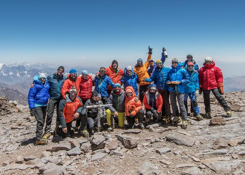 ACONCAGUA 360° - 6.962 M
